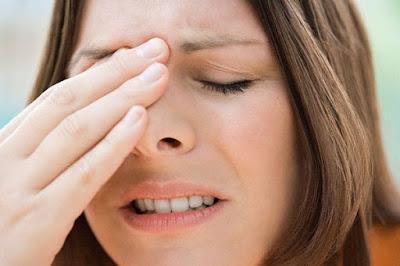 Cách làm giảm đau hiệu quả do viêm xoang gây ra
