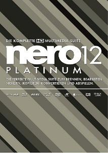 Nero 12.5 Platinum HD Full Serial Number