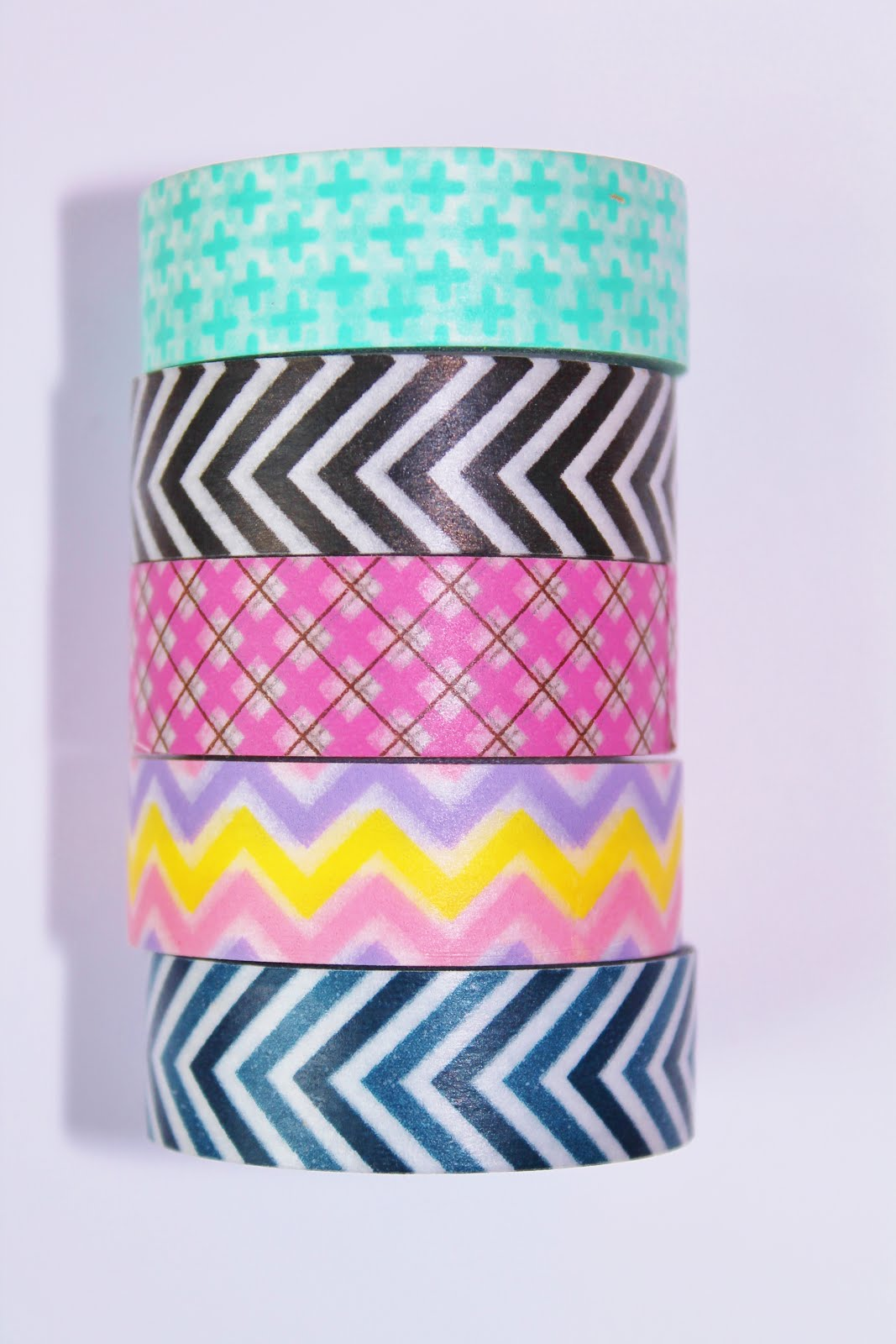Queres comprar WASHI TAPES? Hay mas de 30 modelos diferentes!