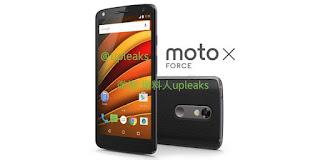Motorola X Force tahan banting