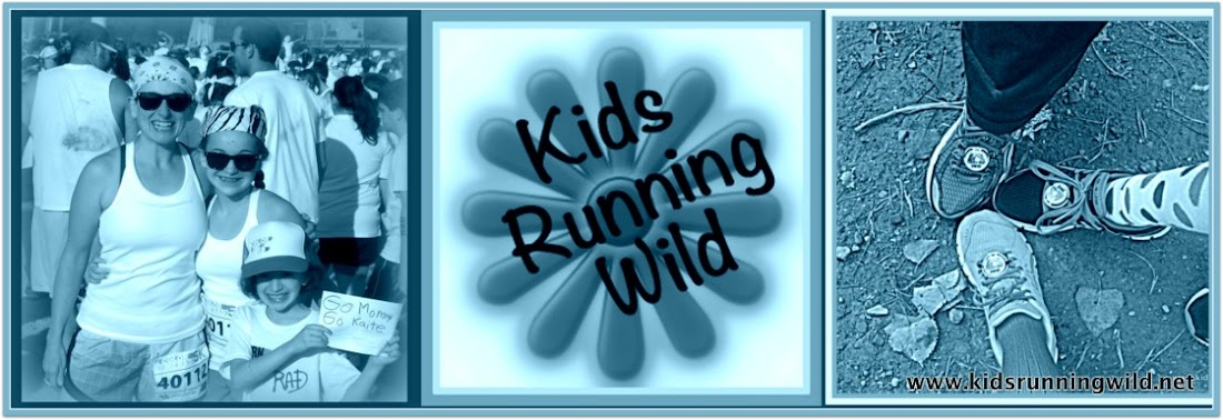 Kids Running Wild