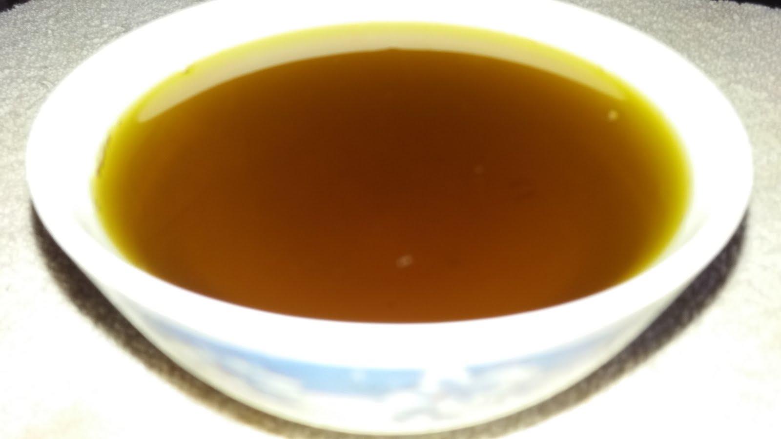 hair oil recipe