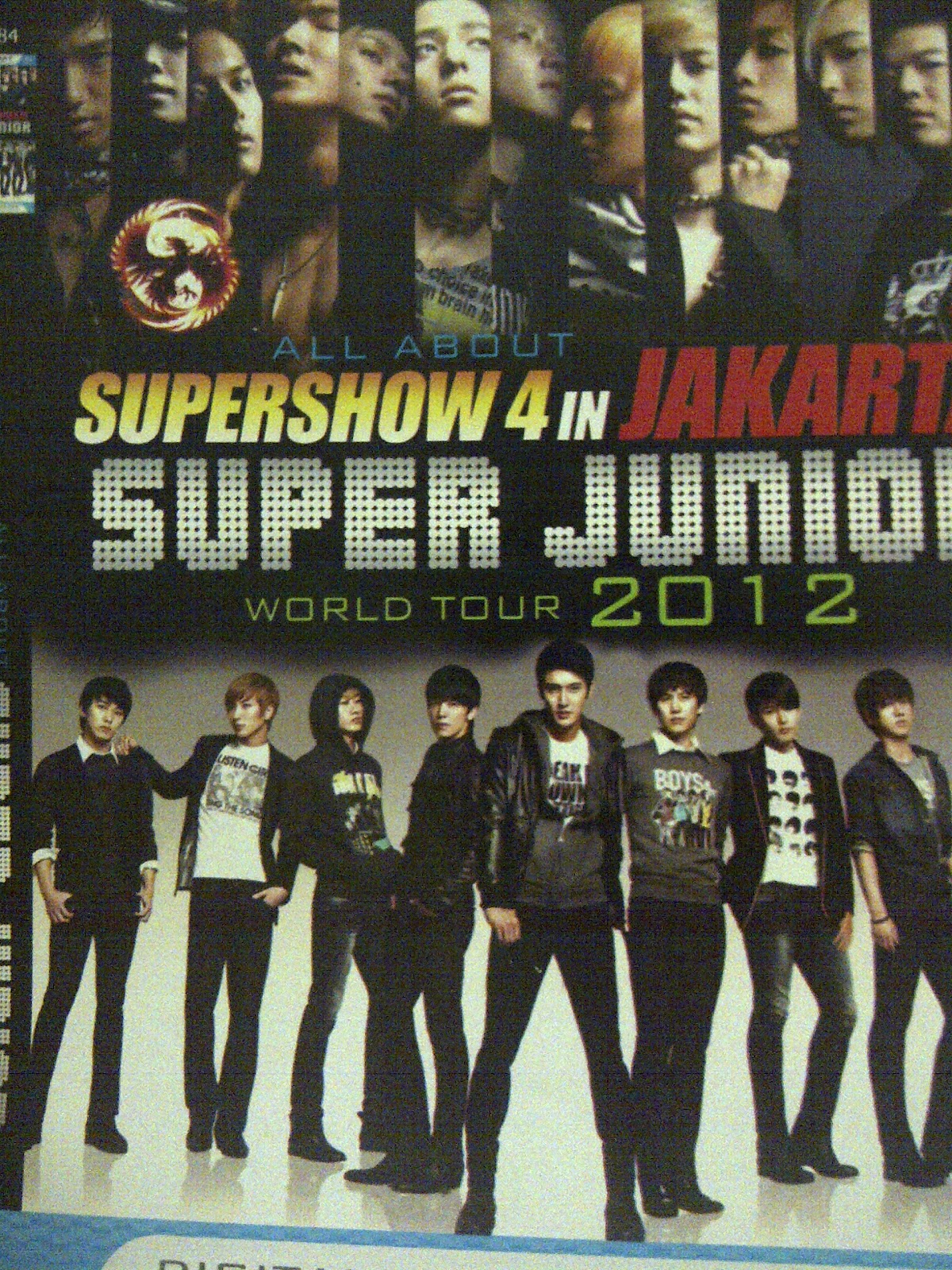 Super Junior Super Show 4 In Jakarta