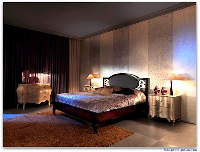 На фото спальная кровать модели 2818 от фабрики Phillipp Selva Home.