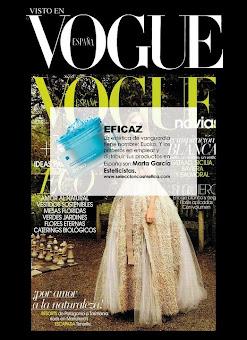 Marta García en Vogue Belleza