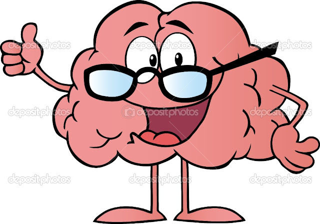 Brain Cartoon