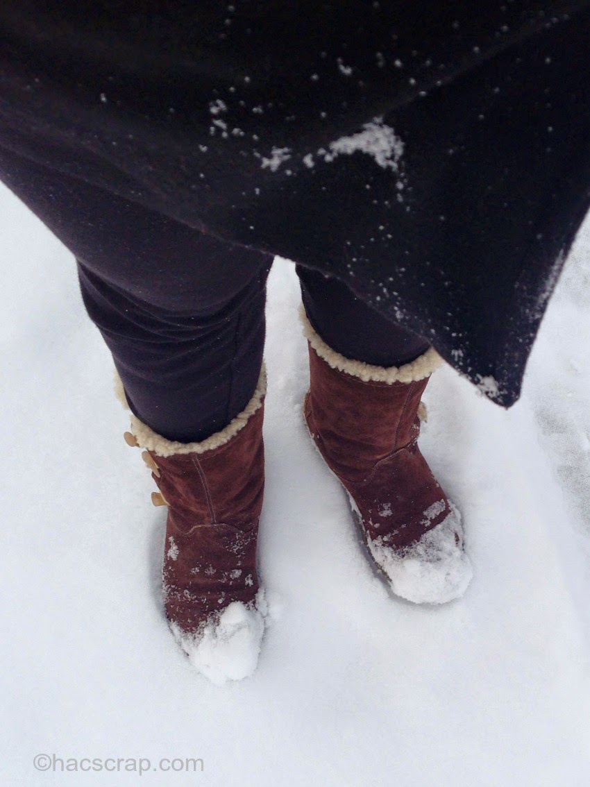 Snow Boots for Winter Weather - What to Wear in the Snow