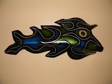 Hawaiian Horn Fish