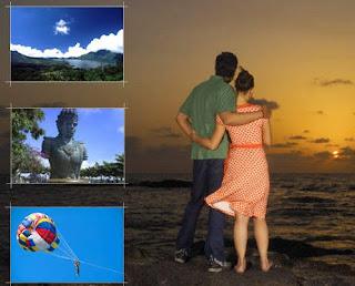Paket Bulan Madu ke Bali | Enjoy Wisata