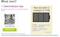 Blog android uygulama yapma 5