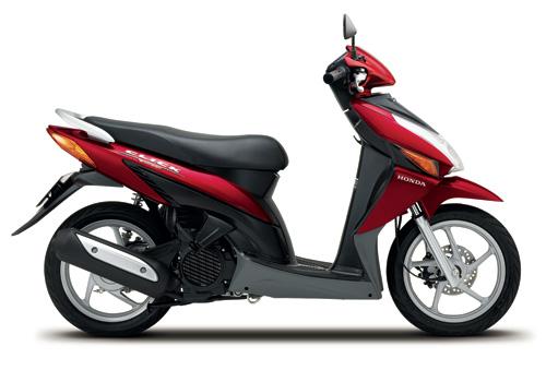 Honda Click - Những xe tay ga dưới 30 triệu