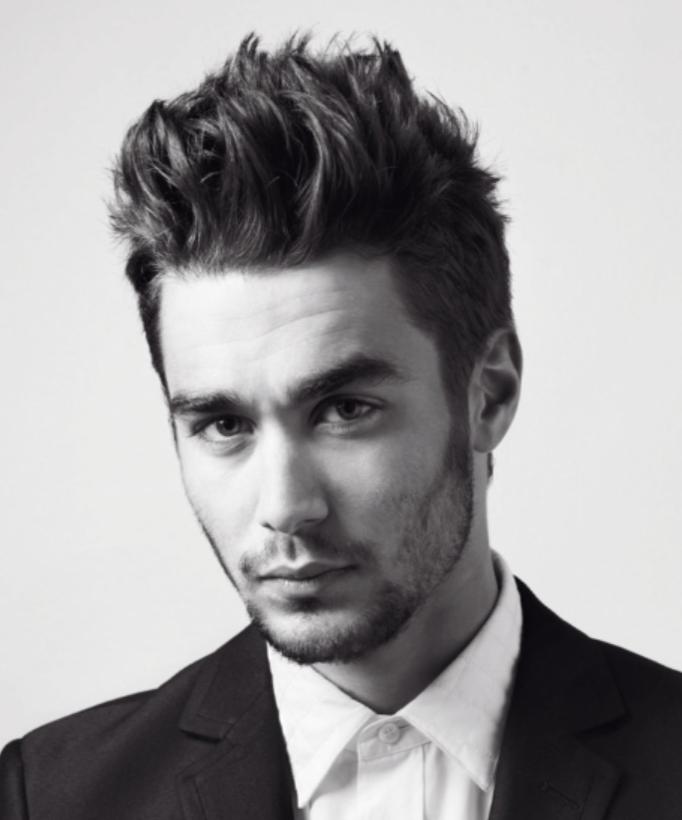 Cinco pasos para conseguir un tupé perfecto Trendencias Hombre - Peinados Tupe Para Hombre