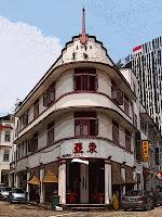 Tong Ya Coffeeshop - Keong Saik Road