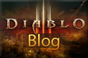 Diablo III Blog