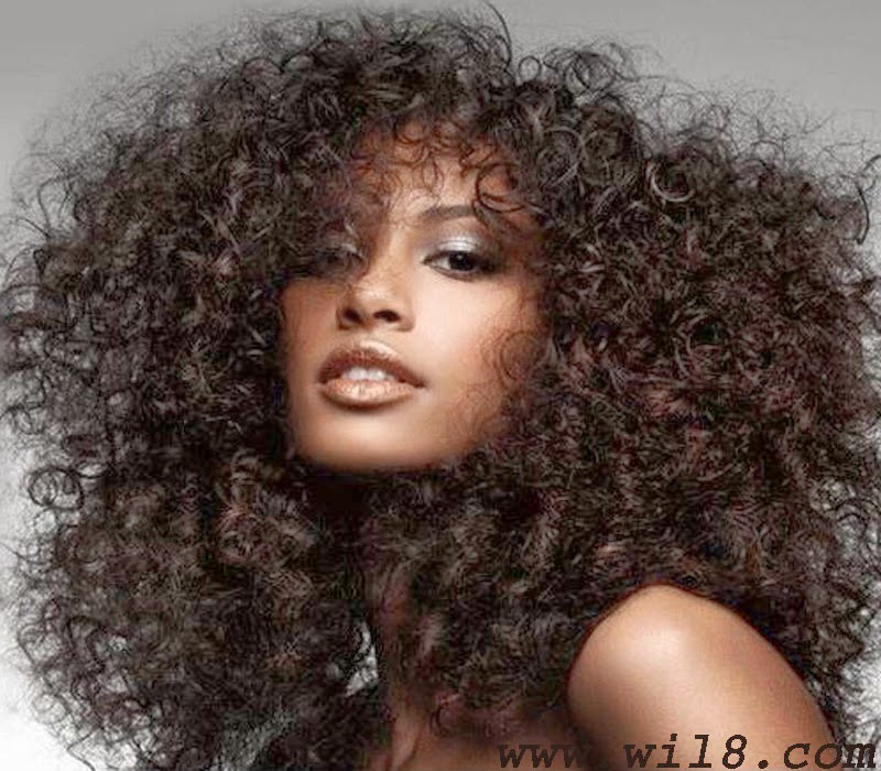Jerry Curl Weave Cut Long Hairstyles