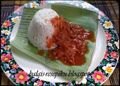 Nasi Lemak Ikan Bilis
