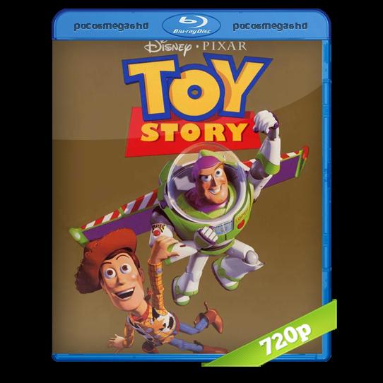 Toy Story | 1995 | BRRip 720p | Audio Dual Latino 5.1 – Ingles + SUB