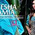 Ayesha Samia Embroidered Lawn 2014-15 Vol.1 By Dawood Textile | Ayesha Samia Designer Collection