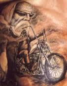Motif Tato Biker 16