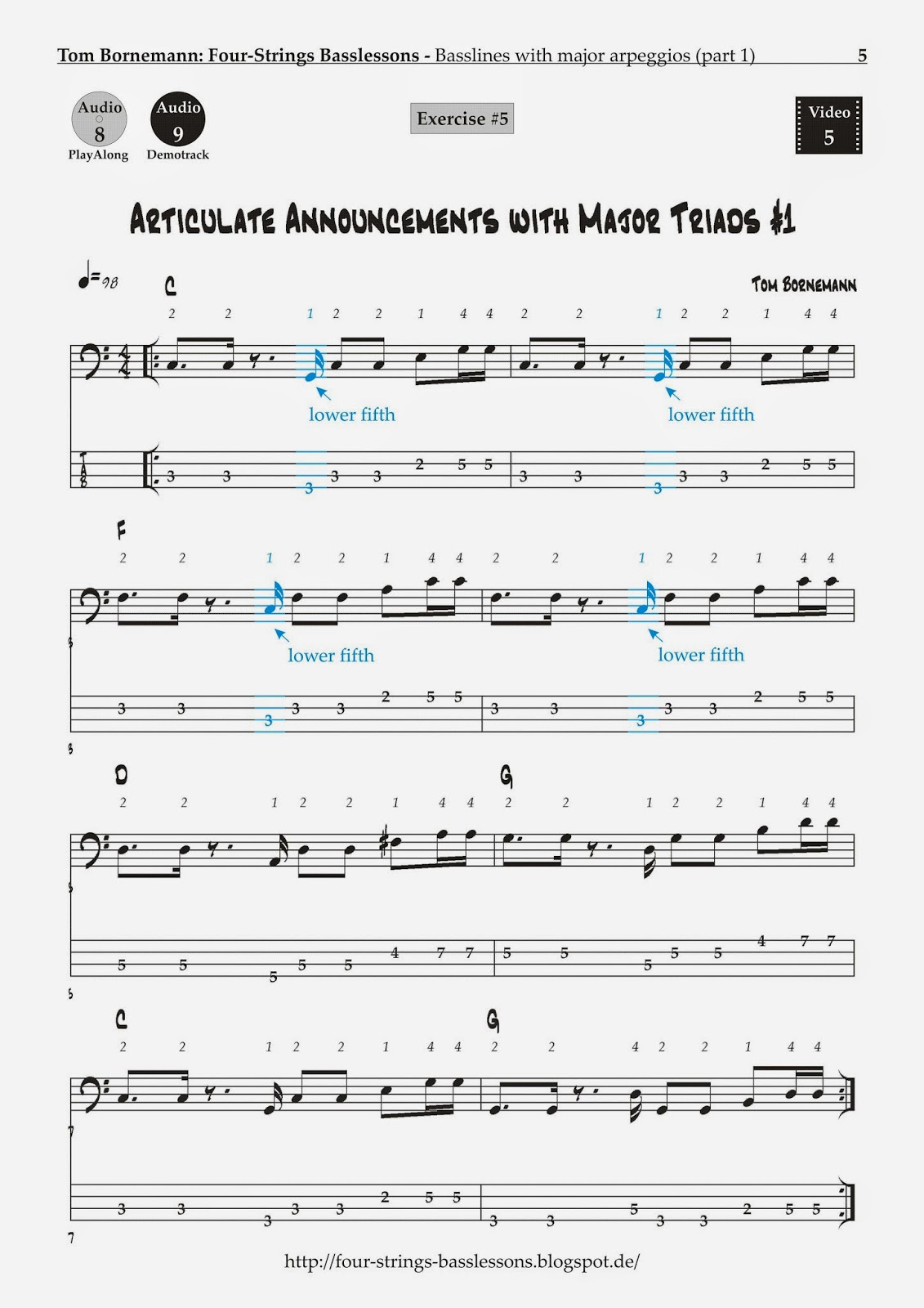 major lessons In later lessons, you'll learn to play chocolate in  i made this one an easy one since i mainly teach this song as a way to learn the solfege names for the major.