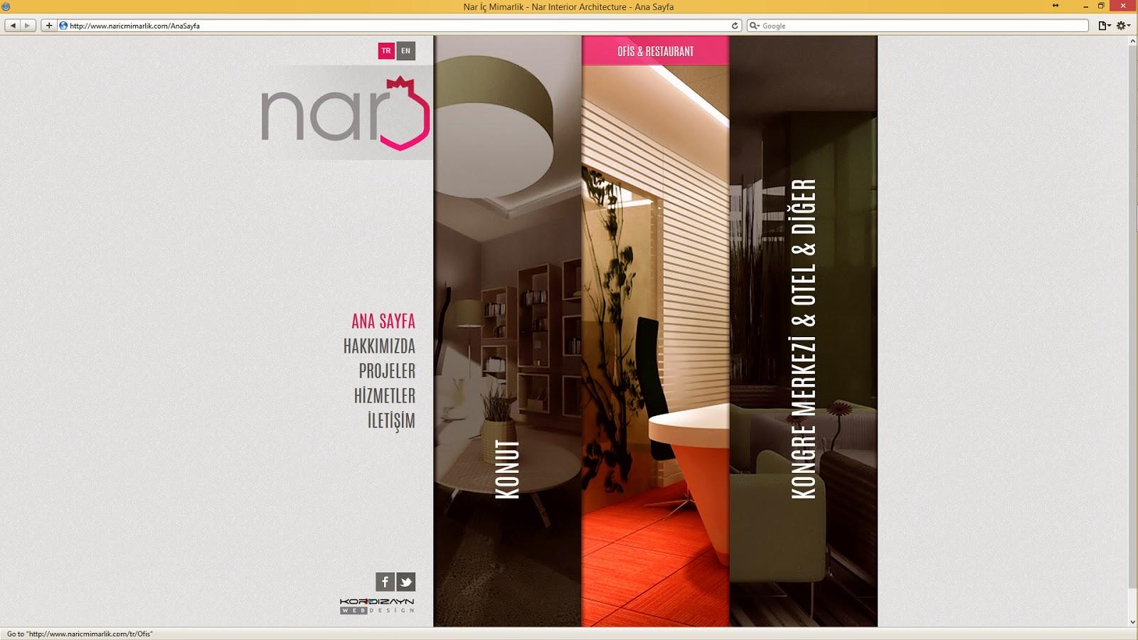 Nar İç Mimarlık Ana Sayfa