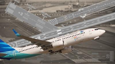 Bandara Dengan Runway Terpanjang di Indonesia