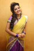 Priyanka half saree photos-thumbnail-4