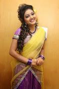 Priyanka half saree photos-thumbnail-4