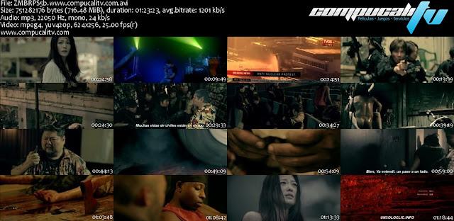 Zombie 108 DVDRip Subtitulos Español Latino Descargar 1 Link 2012