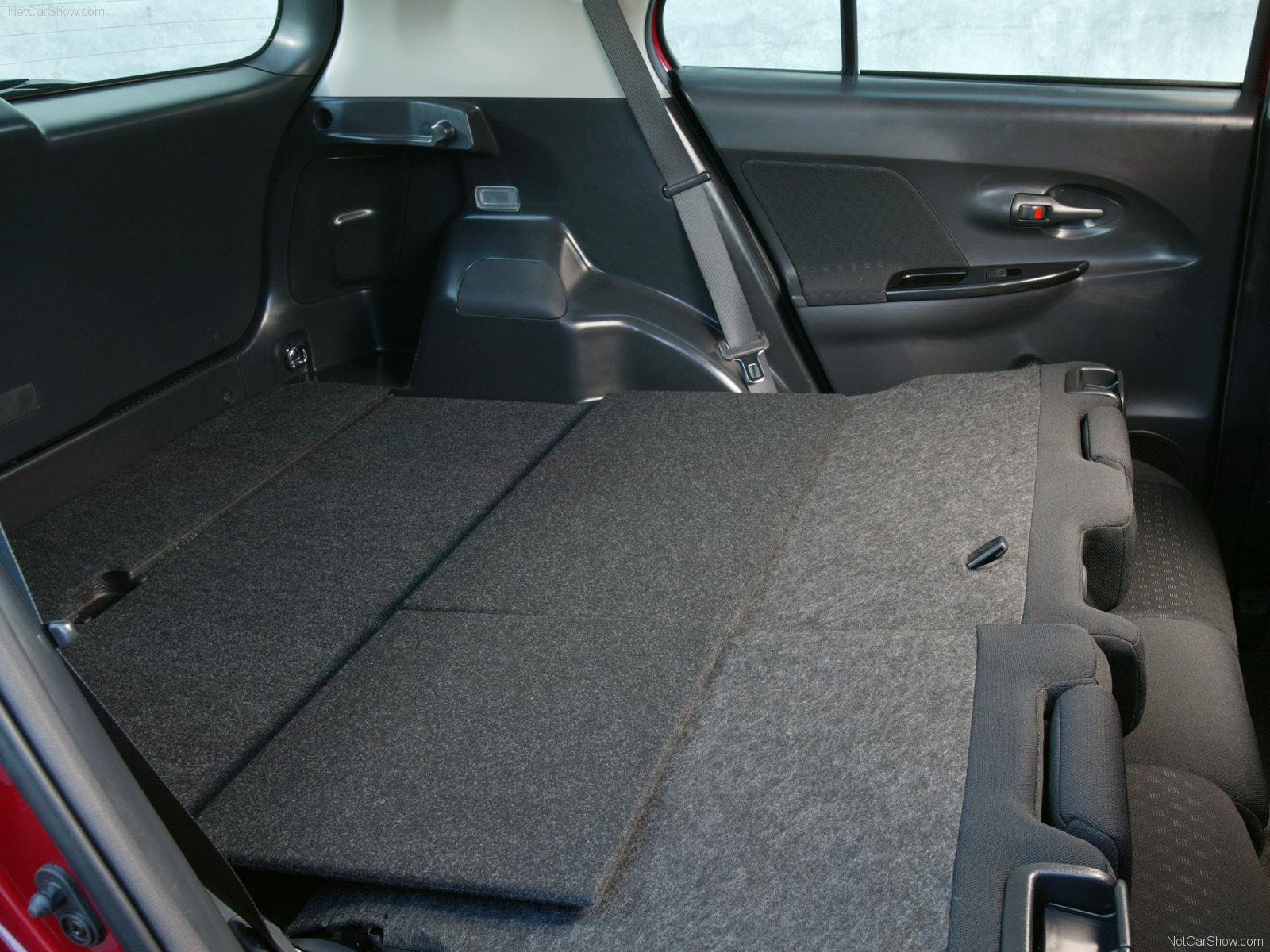 Hình ảnh xe ô tô Scion xD 2008 & nội ngoại thất