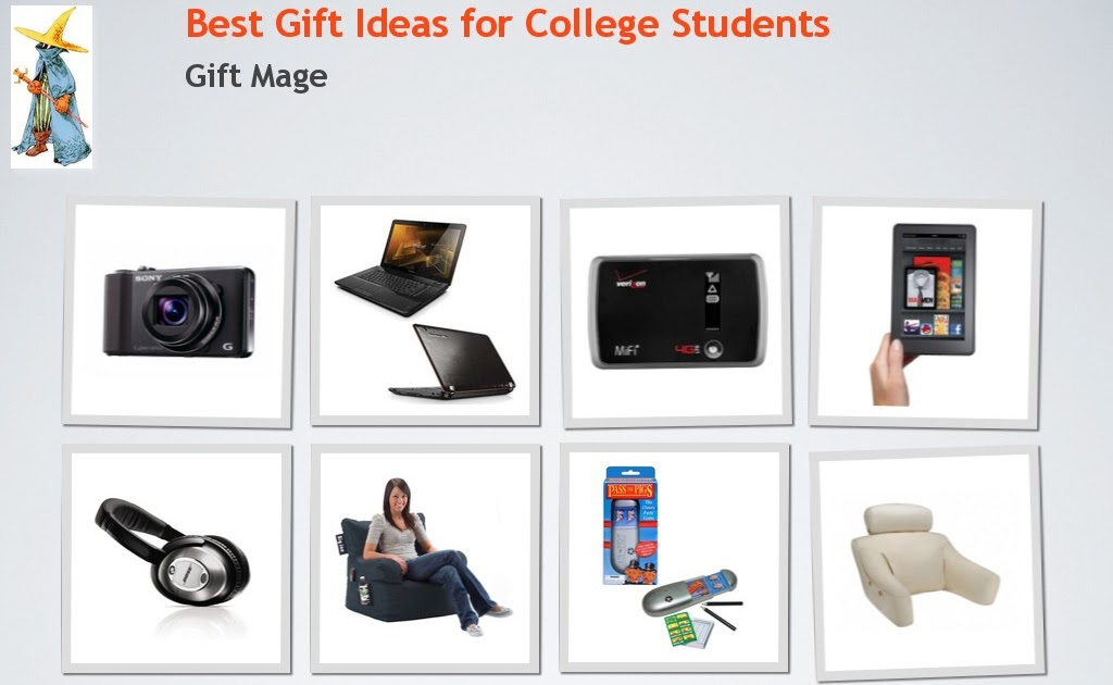 best gifts for college students Have to buy a gift for a college student this year consider these gift ideas, students will really appreciate these things first it is worth asking yourself how.
