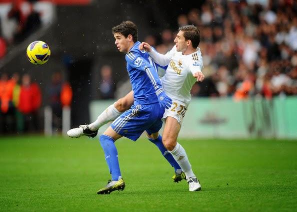 Prediksi Swansea City vs Chelsea