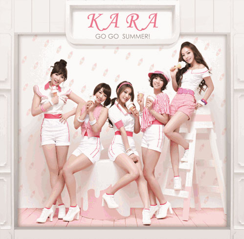 Kara released the Music Video of Go Go Summer