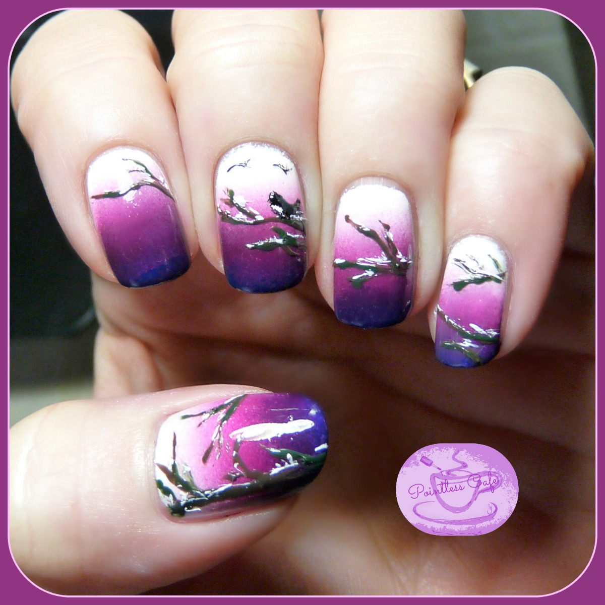 Nail art 2014 my top 10 and top 5 nail artists who inspired me looking forward to more in 2015 prinsesfo Gallery