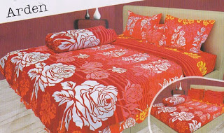 sprei Lady Rose Arden