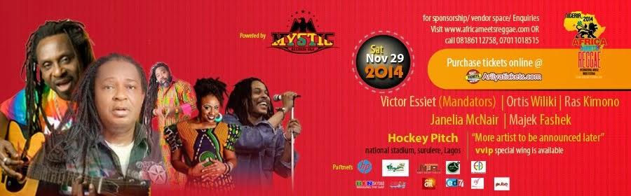Africa Meets Reggae