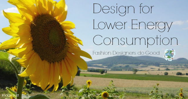 Design for Lower Energy Consumption