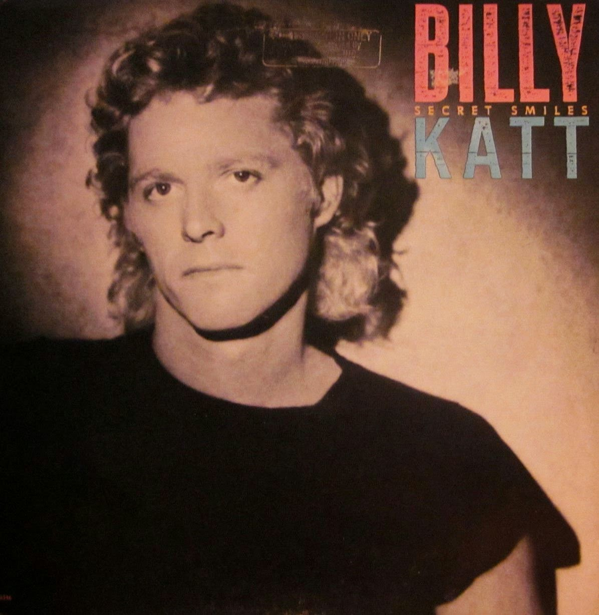 Billy Katt Secret smiles 1982 aor melodic rock west coast music blogspot bands albums