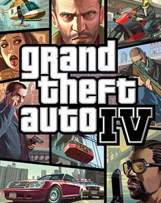 Free Download Games GTA Grand Theft Auto 4 Full Version For PC