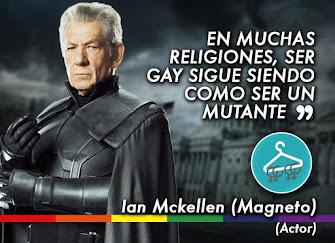Por la igualdad y tolerancia.