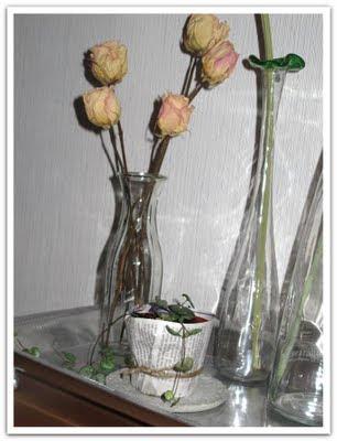 Blommor i vaser 2
