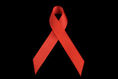 I support the fight against AIDS