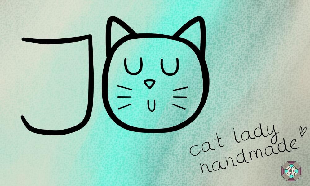 Jo - cat lady handmade