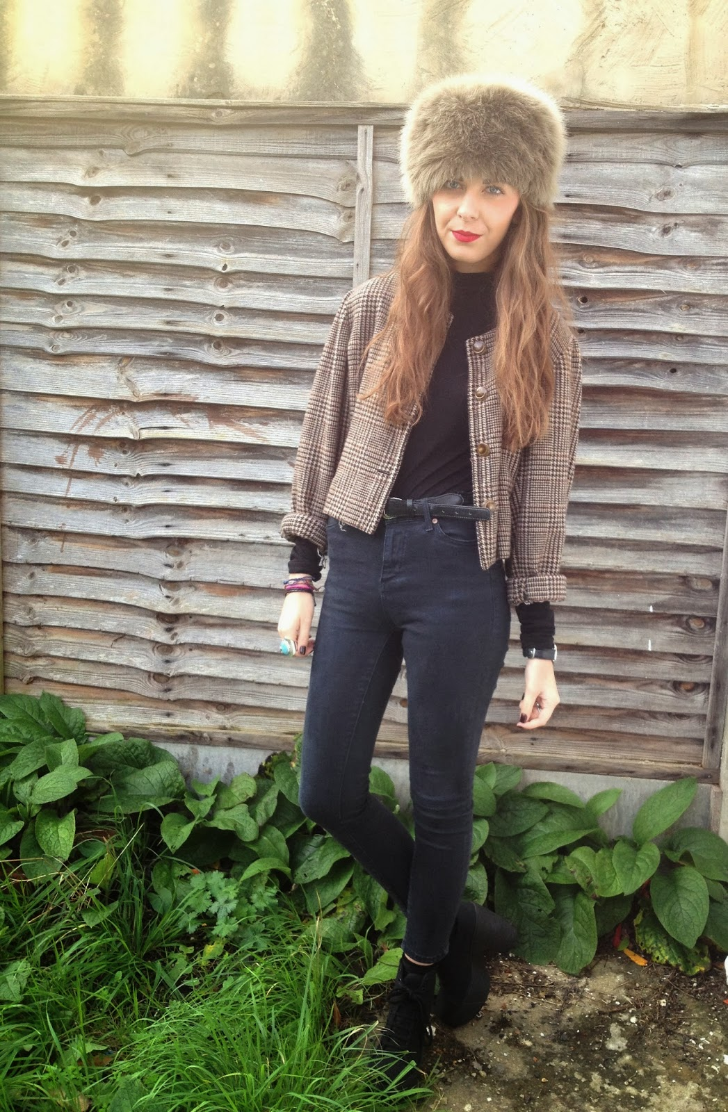 FASHION_OUTFIT_WITH_CHEAP_VINTAGE_JACKET