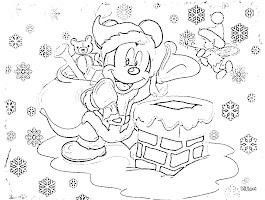 Printable Elf Coloring Pages Adult