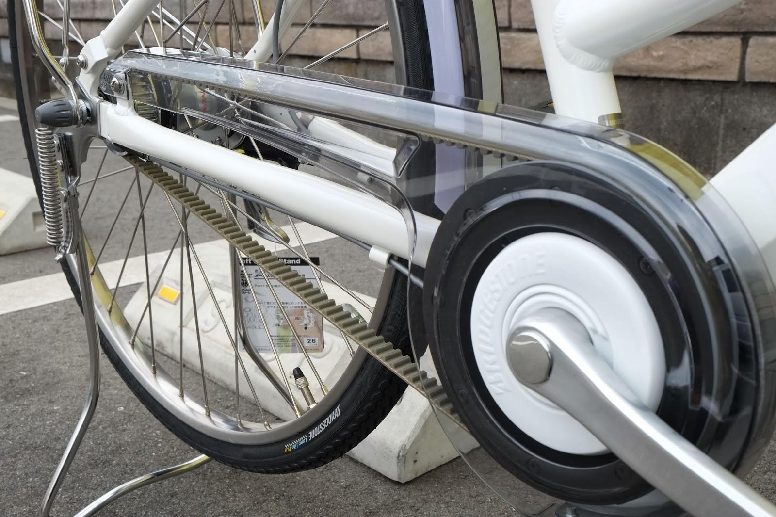 自転車の 自転車 通学用 アルベルト : ソフトな踏み心地で 滑らかな ...