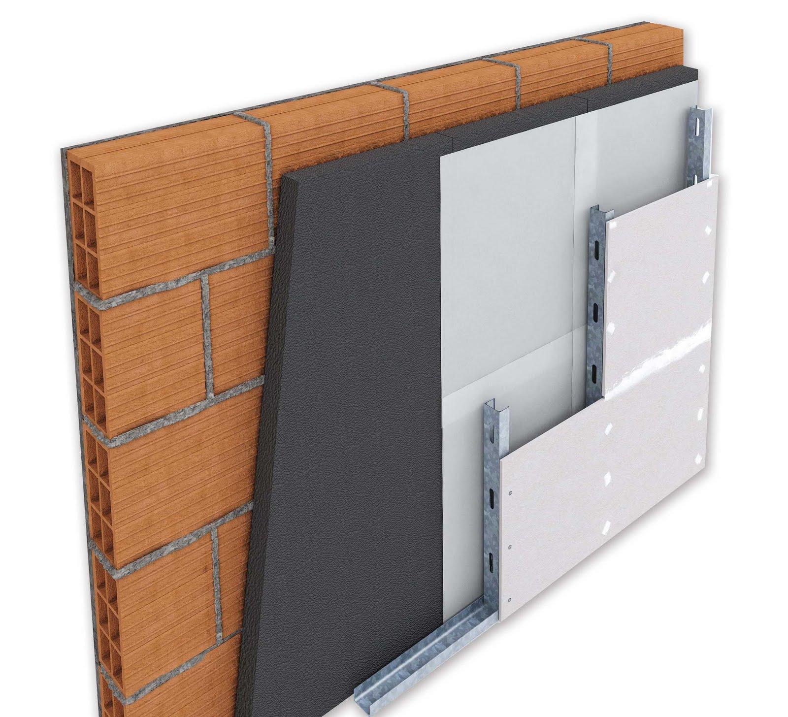 Noti info magazine digital y actualidad empresarial - Aislante termico para paredes ...