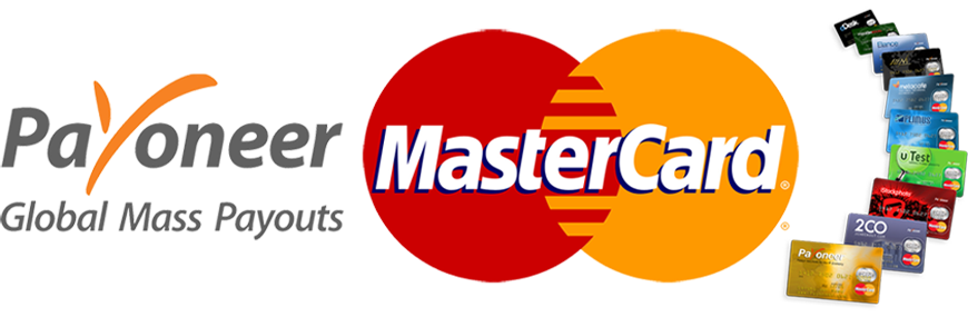 Apply For A Free Payoneer Card and Get $25 bonus!