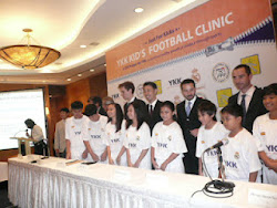 Real Madrid FC Coaches Pinoy Kids