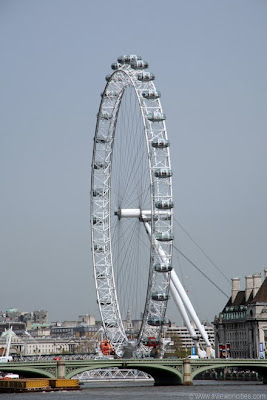 London Attractions (London Eye)
